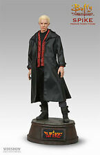 SPIKE  Exclusive Premium Format Figure Sideshow with extra head Buffy Rare