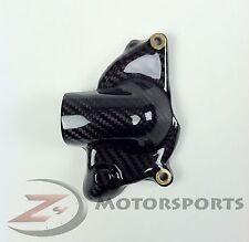 Ducati 748 916 996 998 Water Pump Waterpump Side Cover Panel 100% Carbon Fiber