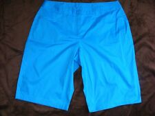 Rockmans Sky Blue SHORTS Casual RRP$34.99 Size 16 NEW. Stretch Fabric.