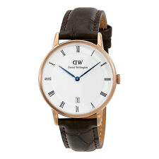 Daniel Wellington Rose Gold-tone Stainless Steel Ladies Watch DW00100093