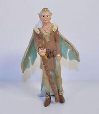 """2007 Elfen Tulon 4.25"""" Wood Elf PVC Action Figure Schleich 70408 World Of Elves"""