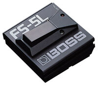 Boss FS-5L Fußschalter Pro Bestseller Musik Zubehör Gitarre Bass Keyboard Pedal