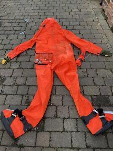 Submarine Escape Immersion Suit MK9