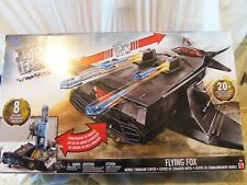 NEW - DC Comics Justice League Flying Fox Mobile Command Center 20+ Accessories