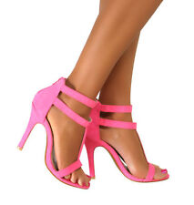 Patternless Sandals Formal Synthetic Heels for Women