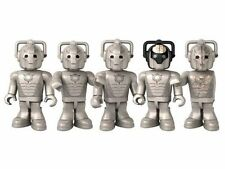 Doctor Who Character Building Cyberman Collector Set Mini-Figures NEW!