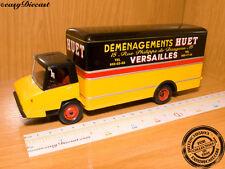 BERLIET STRADAIR 50 HUET 1:43 FRANCE FRENCH TRUCK 1968