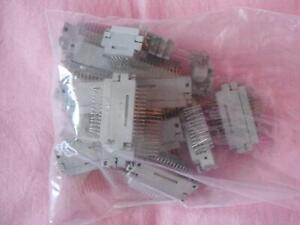30 Stück seltene  DDR Computerstecker-Pfostensteckerleiste 5 Sorten  m/w DDR