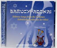Ina Pikmann - Hebräische Lieder aus der Bibel | CD | New - Neu