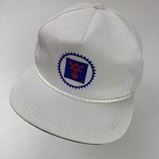 Wilson Trailer Company Ball Cap Hat Adjustable Baseball White K-Products