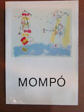 MOMPO' Palazzo Medici Riccardi Centro Mostre di Firenze 1985 arte libro di