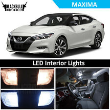 LED Interior Light + Reverse Accessory Package Kit for 2016-2017 Nissan Maxima
