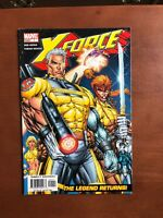 X-Force #1 (2004) 6.0 FN Marvel Key Issue Comic Book Cable Rob Liefeld
