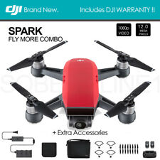 DJI Spark Fly More Combo Quadcopter - Alpine White