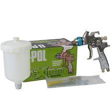 U-Pol Gravity Spray Gun 1.4mm Maximum Repair Car Paint Primer Topcoat 600cc Cup