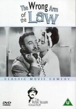 Wrong Arm of The Law 5037115036032 DVD Region 2 P H