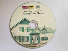 Anne of Green Gables 11 hours! AudioBook MP3/ Digital, Unabridged CD