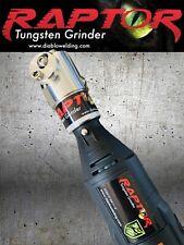 Raptor Tungsten Grinder Sharpener (Full Kit) TIG Welding Welder FUPA Cup