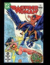 Wonder Woman #299 Vf- Hannigan Giordano Colan Staton Huntress Blackwing