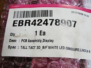 EBR42478907 PCB ASSEMBLY, DISPLAY OB