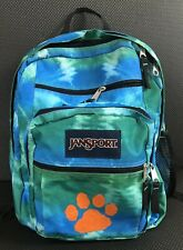 *Rare* Jansport Backpack Paw Print  *Friends Of Animals Edition* Love 4 Animals