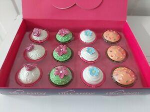Cupcake Lip Gloss girls cute  lip gloss. Pack of 12