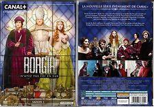 BORGIA - Intégrale saison 1 - Version Française- Coffret 4 boitiers slim - 4 DVD