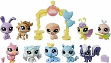 Littlest Pet Shop Sparkle Spectacular Collection Pack Toy, Includes 10 Glitter P