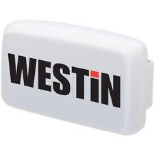 Westin Automotive Driving Lights Large Rectangular Light Cover White Universal