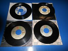 80's 45 RPM Record Lot Of 5 Different GEORGE THOROGOOD / Rock And Roll Christmas