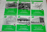 Southern Railway TIES Magazines Issues Complete Year 2007