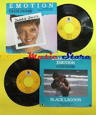 LP 45 7'' DEBBIE DAVIS Emotion Black lagoon 1984 france FRANCEVAL no cd mc dvd
