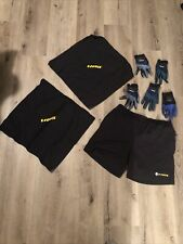 e-force racquetball shorts Two bandannas and all five right hand gloves included