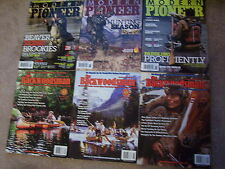 Modern Pioneer &Backwoodsman Magazines _ 6 Back Issues _ Back Woods Know How !!!