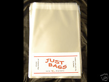 100 C5 Cello bags - 165mm*230mm with self-seal strip - Photo / card protection