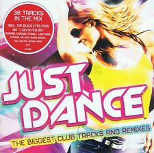 Just Dance - 2 CD NEU Lady Gaga Rihanna Pitbull Duffy Amy Winehouse Cascada