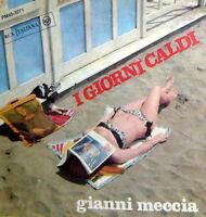 "I GIORNI CALDI    GIANNI MECCIA   7"" ENNIO MORRICONE E I CANTORI MODERNI"