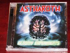 Astharoth: Gloomy Experiments + Demos 2 CD Set 2018 Dark Symphonies DARK101 NEW