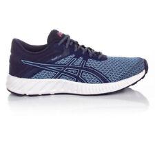 Zapatillas deportivas de mujer azules ASICS de goma