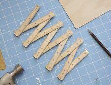 Kikkerland Wooden Segmented Folding Ruler CD116 real beechwood 1 meter/38.5 inch