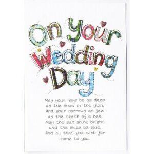 SCOTTISH WEDDING ENGAGEMENT CARD VARIOUS DESIGNS HANDMADE IN SCOTLAND WEE WISHES