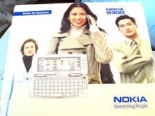 Nokia 9300 OVP Simfrei Heft in D mit 32 MB super ok gebr Art. 67 H