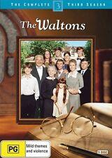 The Waltons : Season 3 (DVD, 2016, 5-Disc Set)