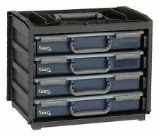 Raaco HandyBox bestückt mit je 2 x Assorter 55 4x8-15 u.17 - 136242