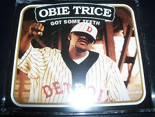 Obie Trice (Eminem / 50 cent) Got Some Teeth (Australia) CD Single – Like New