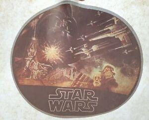 Vintage Star Wars Program Book Cover Art T-Shirt Transfer- 1978 (TR-05)