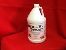 TennSpec PET Pet Enzymatic Treatment Dog Cat Urine Spot Remover Deodorizer Gal.