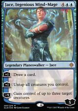 Jace, ingenious Mind-Mage foil   nm   ixalan   Magic mtg
