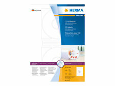 Herma Cd-etiketten Nr. 4471 Special weiß