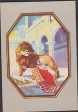 JOLI CHROMO ANCIEN PUBLICITAIRE BLECAO-JACQUEMAIRE- LE LION DE FLORENCE